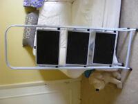 3 Step ladder £10