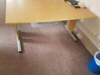Single desk #021