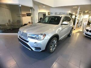 2016 BMW X3 xDrive28i Local Corporate Lease, Must See! Gorgeou