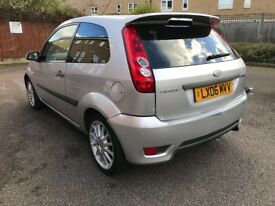 Ford Fiesta S 2006 ONE YEAR MOT