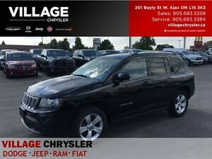 2014 Jeep Compass North|4x4|Auto|Clean Carproof