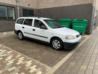 1999 Vauxhall Astra Estate 1.7 Diesel, 1 Years MOT, Excellent Condition