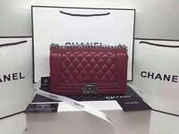 Chanel Le boy bags classic shoulder bags