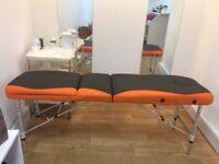 Facial/Massage bed ( portable)