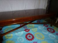 Beautiful Teak coffee table in mint condition