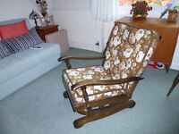 Rocking Chairs Two (Pair) Good condition