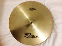 "Zildjian A Series 16"" Medium Thin Crash"