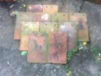 Reclaimed Hand Made Clay Peg Tiles & More