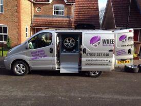 Renault Trafic Sport 13587 miles smart repair/alloy wheel repair business to go