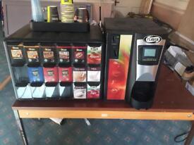 Flavia Coffee Vending Machine