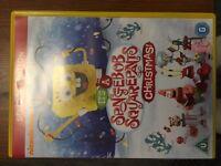 It's a Spongebob Squarepants Christmas DVD