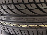 """205/55/16 TYRES NEW, USED TYRE & NEW 15"""" WHEEL TRIMS & LOCKING WHEEL NUTS...."""