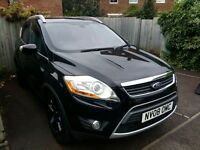 Ford kuga Titanium 4x4 Excellent Condition, Service History, 2Keys , Parking Sensors, Full Leather