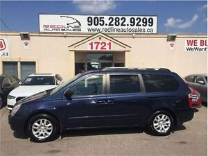 2008 Kia Sedona EX w/Luxury Package, Leather, DVD, WE APPROVE AL