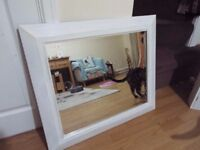 Large Up Cycled Mirror
