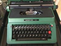 Silver-Reed Typewriter