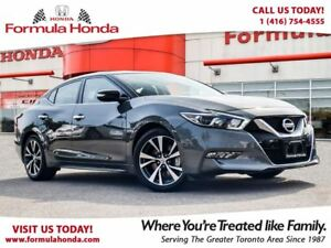 2017 Nissan Maxima SV   IMMACULATE LEATHER   HEATED SEATS