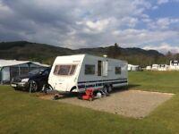 Detleffs 640 Rally Nomad 640 4 Berth Caravan