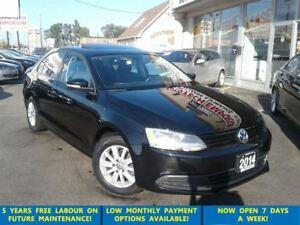 2014 Volkswagen Jetta Comfortline Alloys/Sunroof/Htd Seats &GPS*
