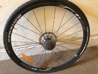 Bontrager SSR Wheel - Cogs 9 Speed - Disc Brake - Tires and Innertube
