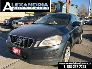 2011 Volvo XC60 Level II accident free/1 owner/mint