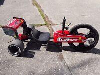 Turbo Twist Go Kart