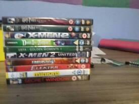 10 pack family dvd set