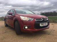 Citroen Ds4 1.6 HDi DStyle 5dr (OPEN TO OFFERS)