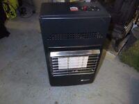 Kingavon Calor Gas Heater - Portable Gas Fire