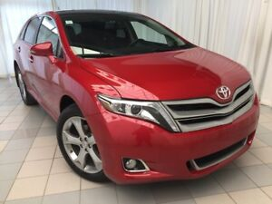 2013 Toyota Venza 4DR WGN: Low KMS and Leather Interiors