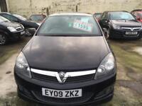 Vauxhall astra 3 door coupe