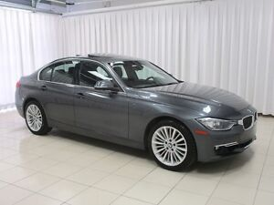 2015 BMW 3 Series 328i x-DRIVE AWD w/ PREMIUM PACKAGE, NAV, REAR