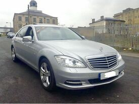 2012 Mercedes S Class (Limo) S350 FULLY LOADED