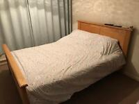 King Size Double Bed FOR SALE