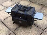 TF Gear Compact Workstation Coarse/Carp Fishing Tackle Box