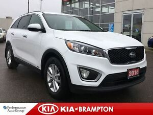 2016 Kia Sorento LX V6 AWD SEVEN PASS BLUETOOTH ALLOYS!!!