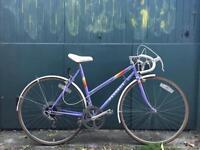 Vintage / retro Peugeot Premiere 80's Bicycle / bike.