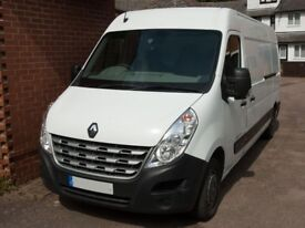 Renault Master Mk III LM35 2.3 DCi FWD 2012