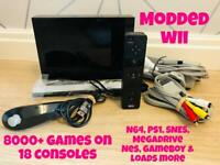 Black Wii - 8000+ games