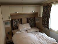 3 bed, 2012 Swift Moselle for sale sited on Greenacres caravan site Porthmadog