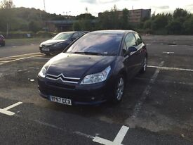 Citroen C4 1.6 petrol! VTR+! New Clutch! 1000£££