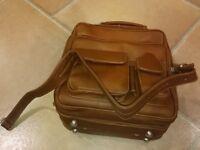 Leather Shoulder/Messenger style bag