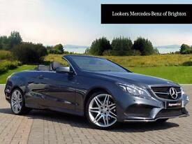 Mercedes-Benz E Class E 220 D AMG LINE EDITION (grey) 2016-05-06