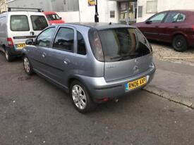 2006 VAUXHALL CORSA 1.2SXI+ 48k WITH MOT CLEAN CAR QUICK SALE