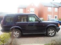 Land Rover Discover TD5 S 2.5 Diesel 7 Seater