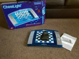Lexibook electronic chess game