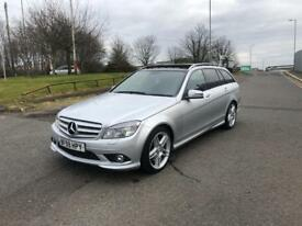 2010 (59) MERCEDES C350 CDI SPORT FULLY LOADED