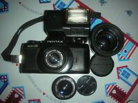 Pentax 110 Minature camera