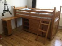 Cabin bed from Julian Bowen