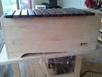 A used Angel Bass Xylophone